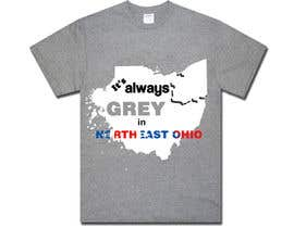 nº 7 pour Design a T-Shirt for Northeast Ohio par bvsk3003