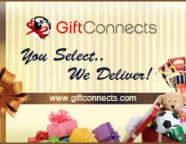 ProliSoft tarafından Design a Banner for online voucher services of gifts and financial support için no 15