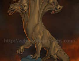 #16 para Lizard with 7 heads 3D por emayan