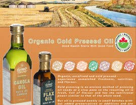#18 for Design a sell sheet - organic food product af jayanandharaja