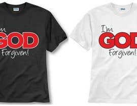 Nro 55 kilpailuun I'm GOD Forgiven! käyttäjältä adstyling