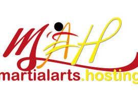 #80 for Design a Logo for MartialArts.Hosting by flowkai