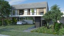 Home Floorplan Front Elevation için 3D Rendering6 No.lu Yarışma Girdisi