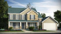 Home Floorplan Front Elevation için 3D Rendering7 No.lu Yarışma Girdisi