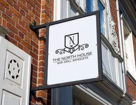 Nro 587 kilpailuun Design a Logo for a restaurant käyttäjältä jaiko