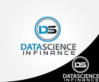 """Nro 37 kilpailuun Design a Logo for """"Datascience in Finance"""" group käyttäjältä alikarovaliya"""