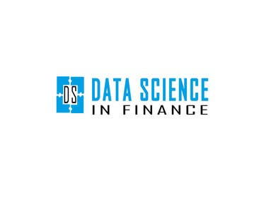 "#16 untuk Design a Logo for ""Datascience in Finance"" group oleh linadenk"
