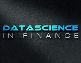 "#34 untuk Design a Logo for ""Datascience in Finance"" group oleh timedesigns"