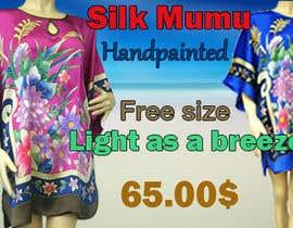 #7 for Silk MuMu Kimonos af vitalijagolubova