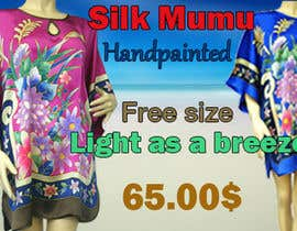 #7 for Silk MuMu Kimonos by vitalijagolubova