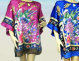 #14 for Silk MuMu Kimonos af vitalijagolubova