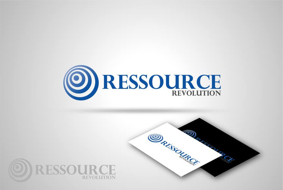 Proposition n°55 du concours Design a Logo for RessourceRevolution