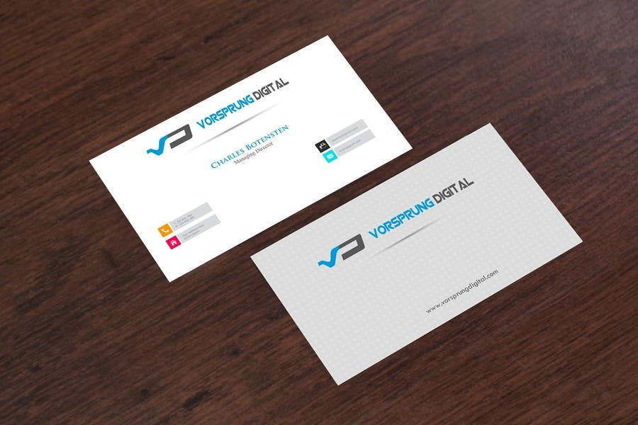 Entry #56 by rajibdu02 for Design some Business Cards for Australian ...