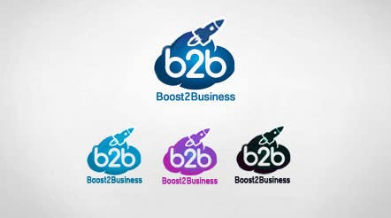 Konkurrenceindlæg #19 for Design a Logo for Boost2Business. Marketing & Small Business Consulting