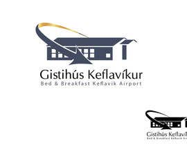 #122 para Logo Design for Bed & Breakfast Keflavik Airport por sikoru