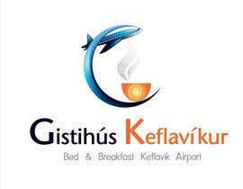 #202 para Logo Design for Bed & Breakfast Keflavik Airport por Zsnail08