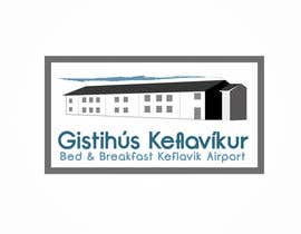 #163 for Logo Design for Bed & Breakfast Keflavik Airport af denossa