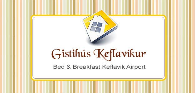 Contest Entry #231 for Logo Design for Bed & Breakfast Keflavik Airport