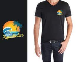 Nro 80 kilpailuun Logo for Aquaholics Kitesurfing käyttäjältä navrozmansiya