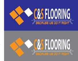 Nro 30 kilpailuun C&S Flooring Logo käyttäjältä blackstonetri