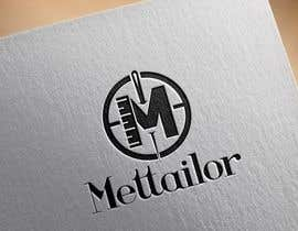 #130 cho Design a Logo for www.mettailor.com bởi sinzcreation