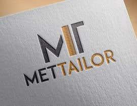 Nro 151 kilpailuun Design a Logo for www.mettailor.com käyttäjältä nizagen