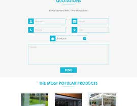 #2 cho Design a Website Mockup for geambalcon.ro bởi muhamedibrahim25