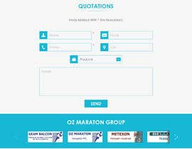 #3 cho Design a Website Mockup for geambalcon.ro bởi muhamedibrahim25