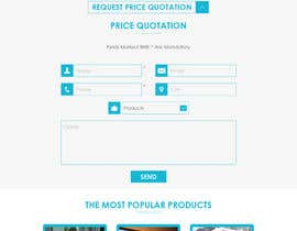 #10 cho Design a Website Mockup for geambalcon.ro bởi muhamedibrahim25
