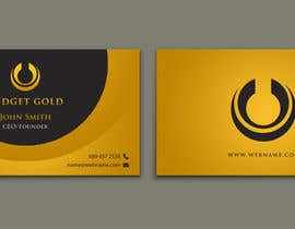 #43 for Design Business Cards for Gold Education & Trading Company by einsanimation