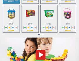 #37 for Build a Website for Children toys by alvinmasalembo
