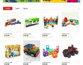 #15 for Build a Website for Children toys by rajark