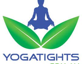 #39 cho Design a Logo for Yogatights.com.au bởi rubel1003krs