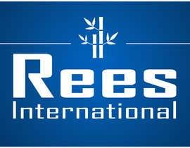 #23 for Design a Logo Rees International af soufianebelchhab