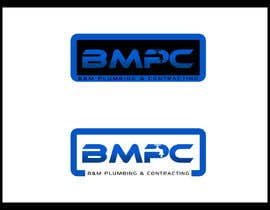 #134 cho Design a Logo for B&M Plumbing & Contracting bởi designerartist