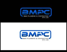 #164 cho Design a Logo for B&M Plumbing & Contracting bởi designerartist