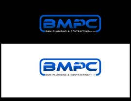 #168 cho Design a Logo for B&M Plumbing & Contracting bởi designerartist