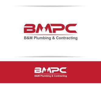 #170 untuk Design a Logo for B&M Plumbing & Contracting oleh SergiuDorin