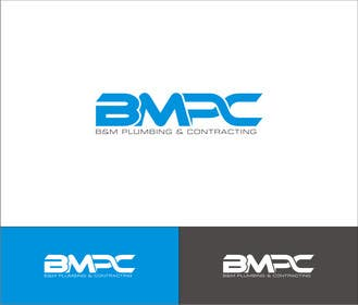 #169 untuk Design a Logo for B&M Plumbing & Contracting oleh RPDonthemove