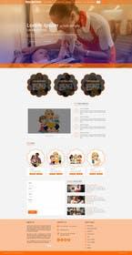 logodesire tarafından Design a Website Mockup ( 2-4 Pages) için no 7