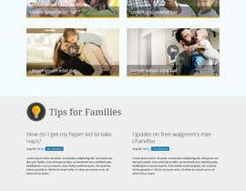 #11 untuk Design a Website Mockup ( 2-4 Pages) oleh nhany