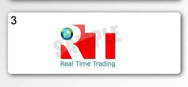 Penyertaan Peraduan #12 untuk Design a Logo for Real Time Trading