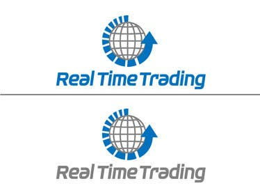 #37 cho Design a Logo for Real Time Trading bởi rraja14