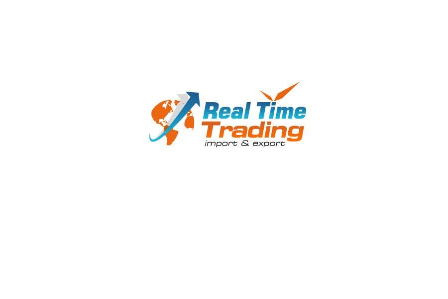Bài tham dự cuộc thi #                                        21                                      cho                                         Design a Logo for Real Time Trading