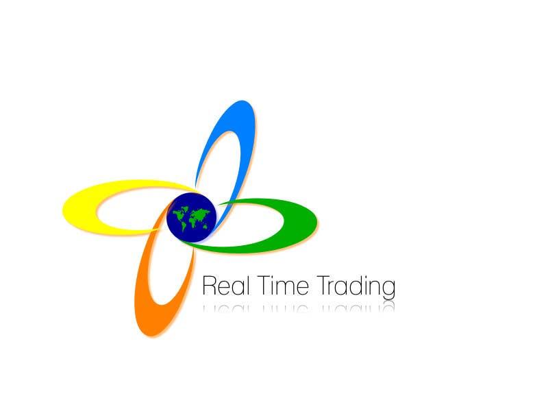 Bài tham dự cuộc thi #                                        27                                      cho                                         Design a Logo for Real Time Trading