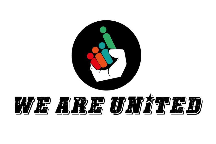 Penyertaan Peraduan #67 untuk Design a Logo for We Are United