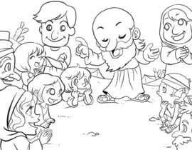#4 for Illustrate Something for Kids af segakucing
