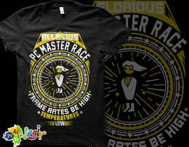 #24 cho T-Shirt Design: PC Master Race bởi nasirali339