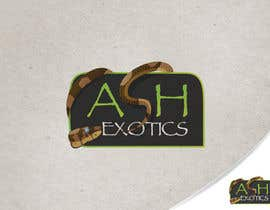 #41 cho Design a Logo for Exotic Animals Website bởi GeorgeOrf