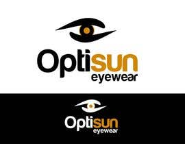 nº 285 pour Design a Logo for Optisun Eyewear par marcoantonelli